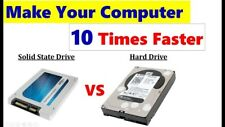 FAST 120GB SSD SATA DRIVE for your PC/LAPTOP free installation with PC purchase