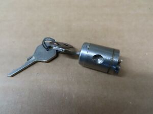 NOS 1937-48 Ford ignition lock cylinder Hurd No Reserve flathead