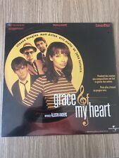 GRACE OF MY HEART LASERDISC LASER DISC PAL NEUF BLISTER NEW SEALED FRANÇAIS