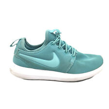 Nike Roshe 2 Running Shoes Womens Size 6 Blue Turquoise Sneakers 844931-301