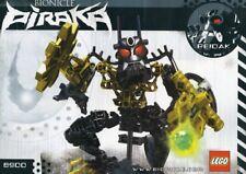 LEGO REIDAK 8900 Set Bionicle Piraka figure Zamor spheres launcher Hero Factory