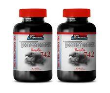 Epimedium - Testosterone Booster 742 - Male Aging Enhancment Pills 2B