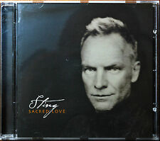 Sacred Love by Sting [Canada - A&M Records - B000114102 - 2003] - MINT