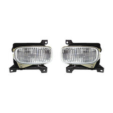 NEW FOG LIGHT PAIR FITS TOYOTA TUNDRA 2000-2006 TO2593102 81220-0C010 812200C010