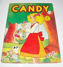 Livre Candy Candy N° II Tele Guide Antenne 2 cartonne