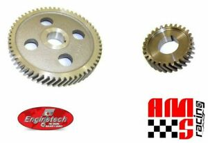 Timing Gear Set w/ Aluminum Camshaft Gear for 1965-1996 Ford 4.9L 300 3.9L 240