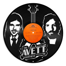 Avett Brothers Vinyl Wall Art Record Events Musical Gift Office Home Decoration