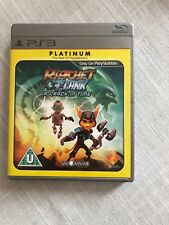 Ratchet & Clank: A Crack in Time (Sony PlayStation 3, 2009) - European Version