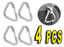 SPLIT TRIANGLE RING CAMERA STRAP RINGS NIKON D7000 D300S D300 D700 D200 D5 D4S