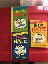 Big Nate Boxed Set Of 3 Paperbacks
