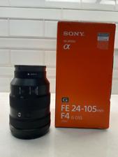 Sony SEL24105G FE 24-105 mm F4 G OSS E-mount Full Frame