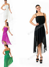 Women's Polyester Strappy, Spaghetti Strap Boho, Hippie Dresses