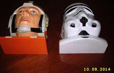 Star Wars Micro Machines-Transforming Action Set-Rebel Pilot/Hoth + Stormtrooper