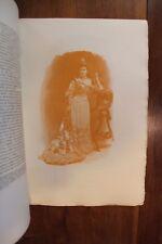 Duchesse Russie Figures Contemporaines Mariani Biographie 1911 1/25 ex. Rare !