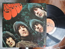 THE BEATLES RUBBER SOUL/ FRENCH BIEM ODEON OSX 232  VG++/VG++