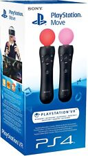 PlayStation VR PS4 Move Motion Controller - Twin Pack | Neu & OVP ✅