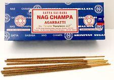 Satya Sai Baba Nag Champa Agarbatti Incense