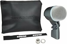 Shure BETA 52A Supercardioid Dynamic Kick Drum Mic New 2 Day Delivery
