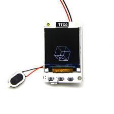 TTGO TS  V1.0 V1.4 ESP32 1.44 1.8 TFT MicroSD Card Slot Speakers Bluetooth WIFI