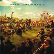 Boy & Bear ‎– Harlequin Dream on Picture Disc Vinyl LP NEW Australasian Edition