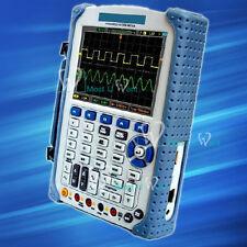 Handheld Digital Oscilloscope Multimeter LCD 200MHz 500Ms/s Hantek Meter USB CE
