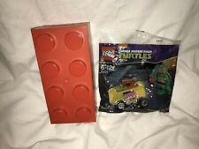 LEGO 853144 - Coin Money Box - Red 2x4 Studded Brick - 30271 Turtles Lego Set