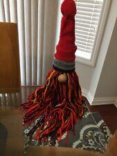 Gnomes~Large Sock Gnome Handmade Multi-color School Yard 17� Tall (New)