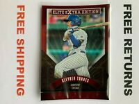 2015 Elite Extra Edition RC Card #180 Gleyber Torres Chicago Cubs MLB