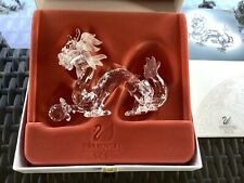 "Reduced! Swarovski Crystal Scs 1997 Annual Edition ""The Dragon"" New In Box"