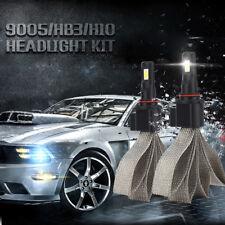 2xWhite 6000K High Power S7 9005/HB3 110W 11000LM LED Headlight Hi/Low Beam Bulb