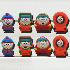 40pcs South Park Shoe Charms Accessories For Kids Children As Party Cute Gift