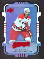 2015-16 Upper Deck MVP Colors and Contours #106 Eric Staal L2P Hurricanes