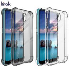 IMAK Transpaernt Shockproof Airbag Soft Gel TPU Back Case Cover For Nokia 1.3
