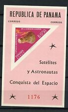 Panama 1964 SG#MS873a Space Exploration MNH Imperf M/S #A60840