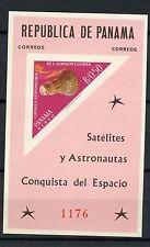 Panamá 1964 Sg #ms 873a exploración espacial Mnh Imperf m/s #a 60840