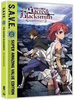 Sacred Blacksmith: Complete Box Set - S.A.V.E. [New DVD] Dubbed, Subtitled