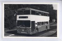(M40) Real Photo of West Yorkshire PTE Bus  Reg, SUA 8R - Plain Back