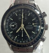 Mens Omega Speedmaster Automatic Steel 3510.50 Chronograph