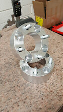 4X110MM 4X110 TO 4X110 BILLET WHEEL SPACER SPACERS WITH M12X1.25 MM YXZ 1000