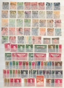 Bosnia - Collection old stamps - Used/MH   2 scans