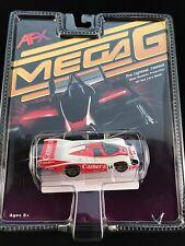 AFX MEGA G PORSCHE 962 #14 CAMERA RACING LE MANS TOMY