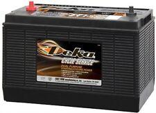 DEKA GENUINE NEW 7T31 12-VOLT COMMERCIAL SERVICE BATTERY 900AMP Cranking Power