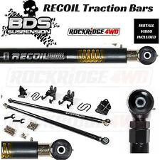 BDS SUSPENSION RECOIL TRACTION BARS FOR 2017 FORD F250 / F350 Axle Wrap Control