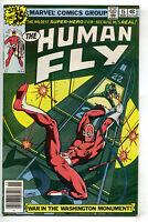 Human Fly 15 Marvel 1978 VF NM Elevator Shaft