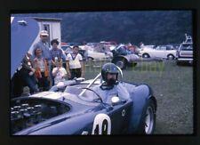 Motschenbacher #19 Cooper King Cobra - 1967 USRRC Road America - Vtg Race Slide