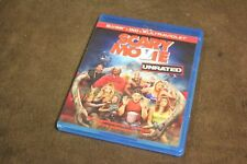 Scary Movie UNRATED 2013 Blu-Ray + DVD + Ultraviolet Heather Locklear Snoop Dogg