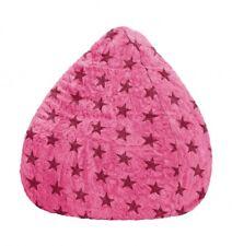 Sitzsack Fluffy STARS L ca. 120 Liter pink