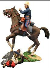 W.Britains Zulu War 20100 British Royal Artillery Major Smith Mounted and...