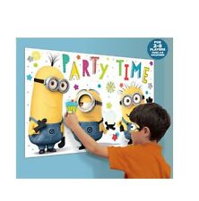 Despicable Me Minion Made Party Game for 2 to 8 Players