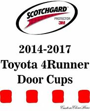 3M Scotchgard Paint Protection Film Pre-Cut 2014 2015 2016 2017 Toyota 4Runner